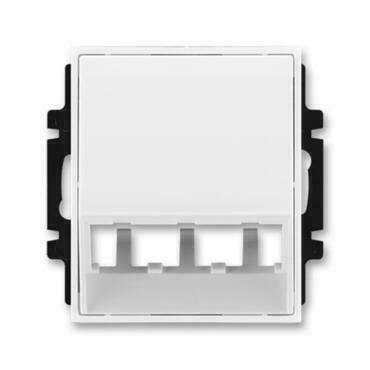 ABB 5014E-A00400 03 Element Kryt zásuvky komunikační (pro prvky Panduit Mini-Com)