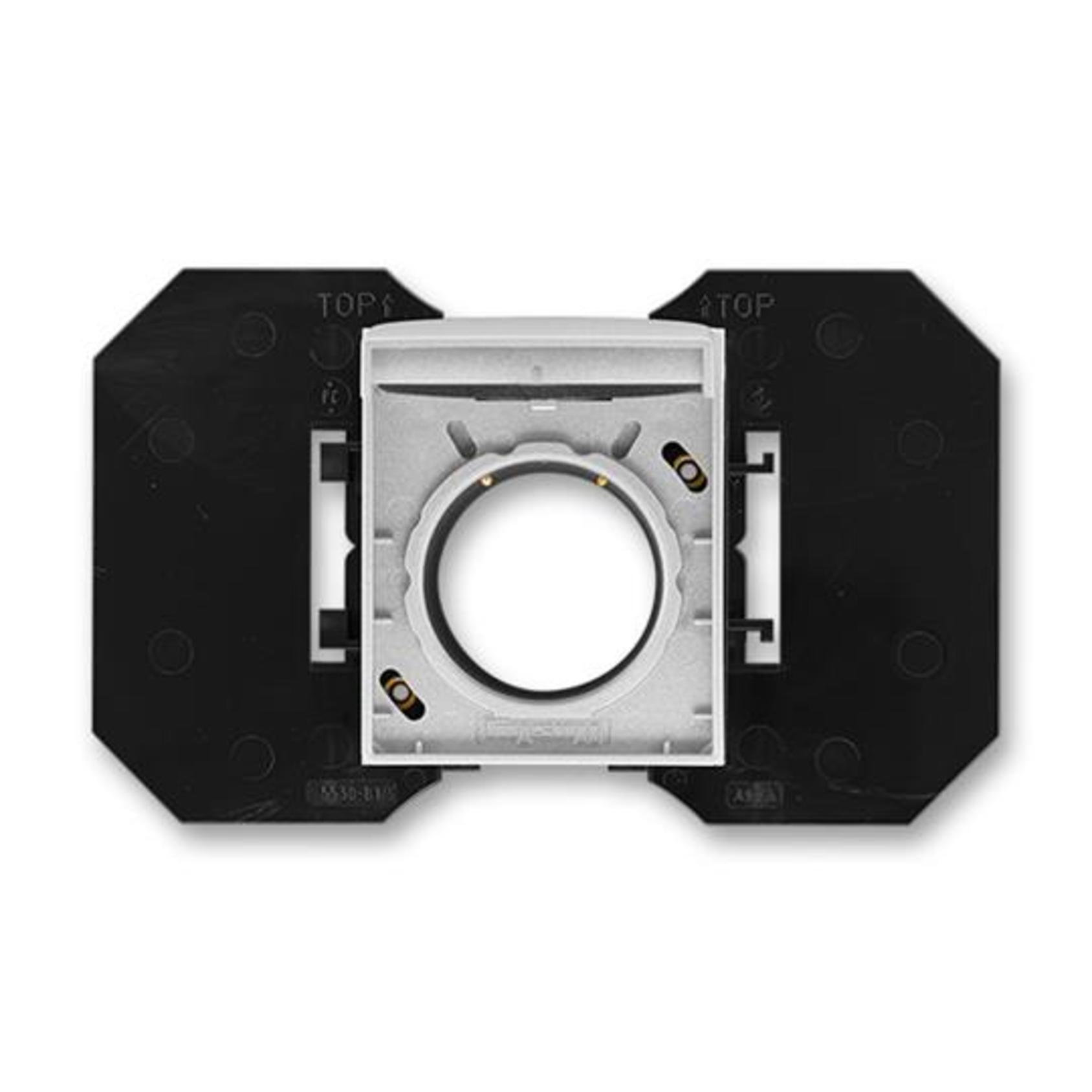 ABB 5530E-A67107 08 Time Zásuvka centrálního vysávání, se základnou