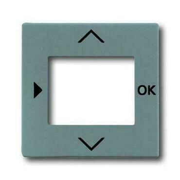ABB 2CKA006430A0351 Solo Kryt termostatu se spínacími hodinami, časovače nebo ovladače Busch-Timer,