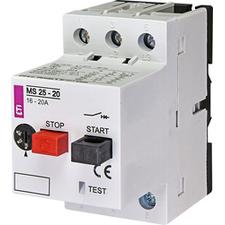 ETI 004600120 motorový spouštěč, MS25-20