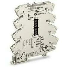 WAGO 857-808 Měřicí transformátor teploty pro senzory RTD