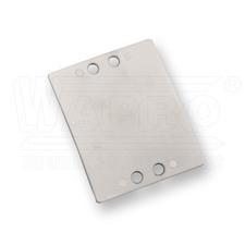 wpr2357 PS-WT-6050 popisovací štítky pro vázací pásky, 62,2 x 51,5 mm, nylon 66, přírodní