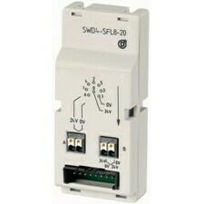 EATON 121380 SWD4-SFL8-20 SWD; Průchozí zástrčka pro řídicí rozvaděč, POW