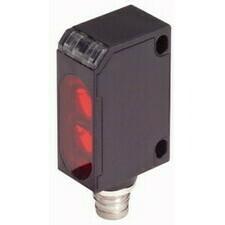 EATON 100522 E71-NTBS-M8 Optický bezkontaktní snímač, 4-pin konektor, Sn: 1,5m, přijímač