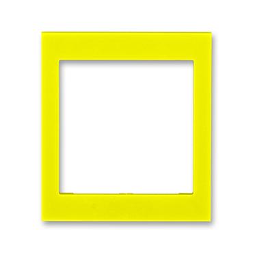 ABB 3901H-A00355 64 Levit Kryt rámečku s otvorem 55x55, střední