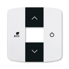 ABB 6220A-A03000 B free@home Kryt pro termostat prostorový