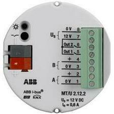 ABB 2CDG110111R0011 KNX Zabezpečovací terminál 2násobný, 12 V DC