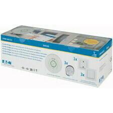 EATON 300310 CPAD-00/221 Sada 1x RF xComfort Bridge, 3x RF stmívací aktor 100W, 3+1x RF tlačítko, pr