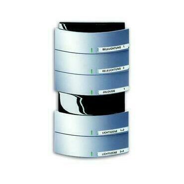 ABB 2CKA006320A0038 KNX Triton prvek ovládací 5- / 10násobný s IR rozhraním