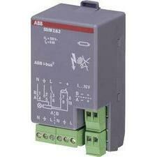 ABB 2CDG110107R0011 KNX Modul spínacího a stmívacího akčního členu, 2násobný, 6A