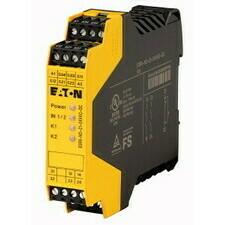 EATON 118700 ESR5-NO-21-24VAC-DC Elektronické bezpečnostní relé, 24V AC/DC, 2 zap. 1 vyp. kont., dvo