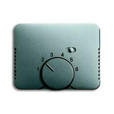 ABB 2CKA001710A3567 Alpha Kryt termostatu prostorového, s otočným ovládáním
