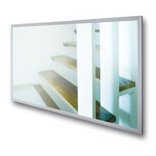 437128 ECOSUN 600 G-Mirror Skleněný panel 600 W (zrcadlo), stropní i nástěnná instalace (15 ks/pal)