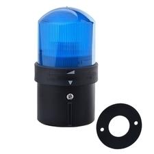 SCHN XVBL36 Světelný sloup s trvalým světlem, 250 V - modrý RP 0,29kč/ks