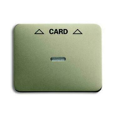 ABB 2CKA001710A3305 Alpha Kryt spínače kartového, s čirým průzorem