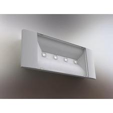 MODUS WONDER 1W LED 150 lm, 1h NiCd , stále svítící / svítící při výpadku,  bílé, čirý kryt,  univ.