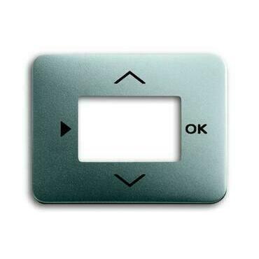 ABB 2CKA006430A0290 Alpha Kryt termostatu se spínacími hodinami, časovače nebo ovladače Busch-Timer,