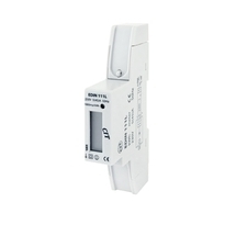 EL 1008810 Elektroměr EDIN 111L, 45A, 1mod., LCD, 1-fáz., 1-tar., podružný RP 0,60kč/ks