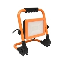 ECOPLANET LED reflektor podst.,30W,4000K,2100lm,IP44,oranž
