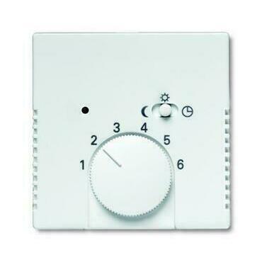 ABB 2CKA001710A3669 Future Kryt termostatu prostorového, s otočným ovládáním