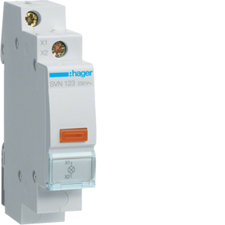 HAG SVN123 Kontrolka LED žlutá, 230 V AC