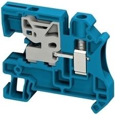 SCHN NSYTRV62NE Šroubová svorka, střední rozpojovací, 2 body, 6mm2 (obj. mn. 50ks) RP 0,02kč/ks