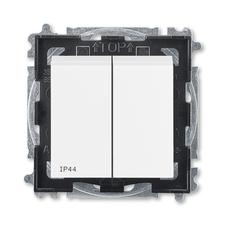 ABB 3559H-A05940 03 Přepínač sériový, řazení 5, IP44 IPxx