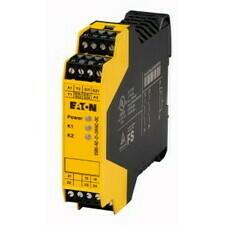 EATON 118703 ESR5-NZ-21-24VAC-DC Elektronické bezpečnostní relé, dvouruční ovládání, 24V AC/DC, 2zap