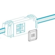 SCHN KBC16ZB1 Kryt vývodového místa RP 0,01kč/ks