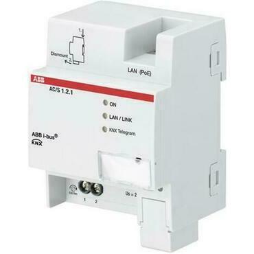 ABB 2CDG110206R0011 KNX Řadový aplikační kontrolér HVAC, BACnet