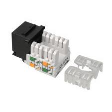 INTLK 25286504 SXKJ-5E-UTP-BK-90 Keystone Solarix CAT5E UTP RJ45 černý, svorkovnice 90°