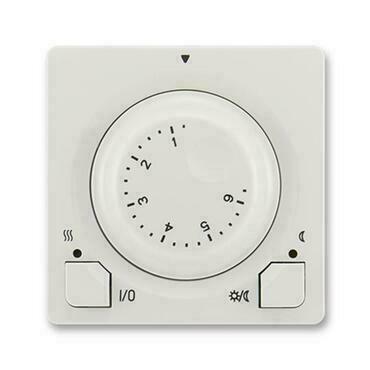 ABB 3292G-A10101 S1 Swing Termostat univerzální s otočným nastavením teploty (ovl. jednotka)