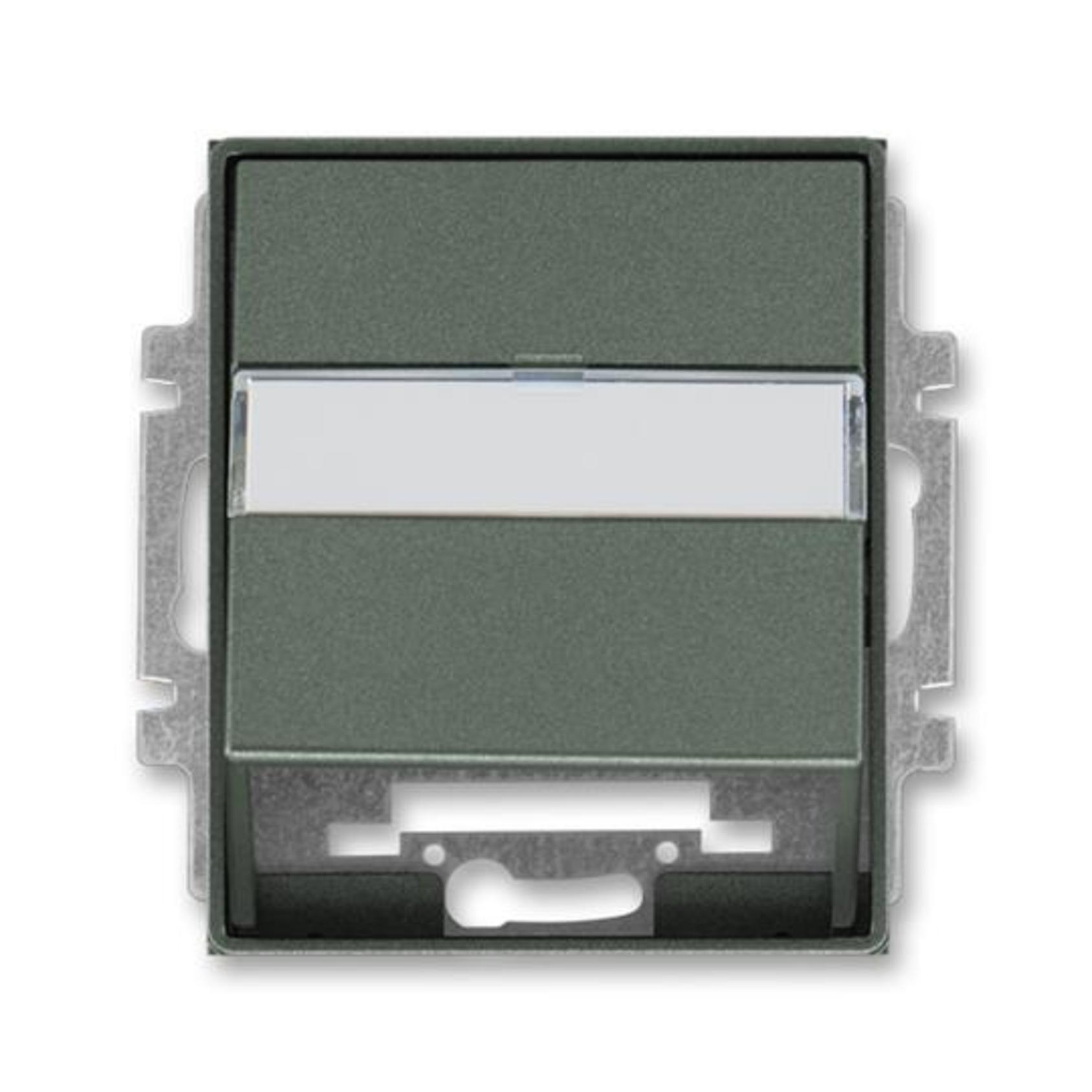 ABB 5014E-A00100 34 Time Kryt zásuvky komunikační (pro nosnou masku)