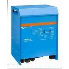 Měnič/nabíječ Victron Energy Quattro 12V/3000VA/120A-50A/30A