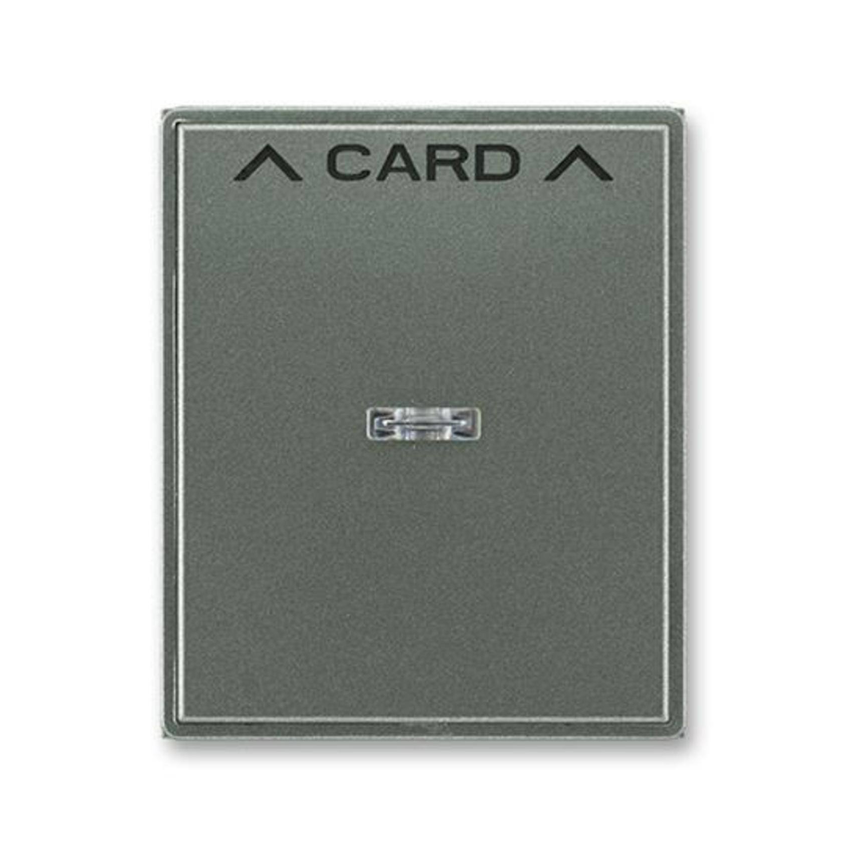 ABB 3559E-A00700 34 Time Kryt spínače kartového, s čirým průzorem