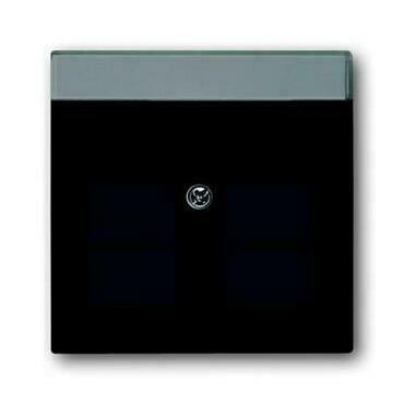 ABB 2CKA001710A3627 Future Kryt zásuvky komunikační, s krycími clonkami (pro 2 zásuvky)