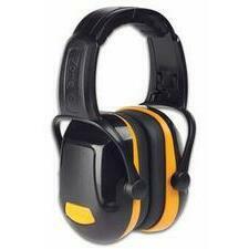 CIMCO 140274 Ochranná žlutá sluchátka