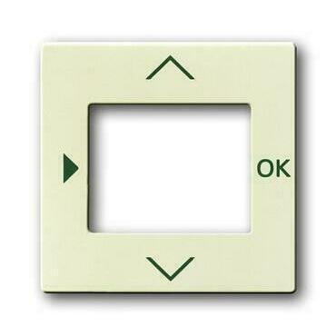 ABB 2CKA006430A0304 Future Kryt termostatu se spínacími hodinami, časovače nebo ovladače Busch-Timer