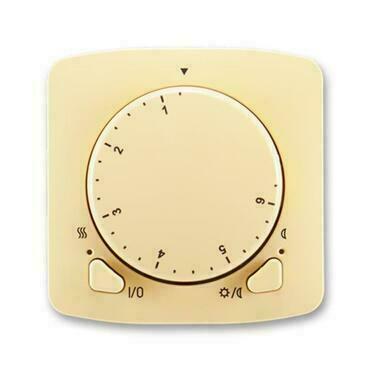 ABB 3292A-A10101 D Tango Termostat univerzální s otočným nastavením teploty (ovl. jednotka)
