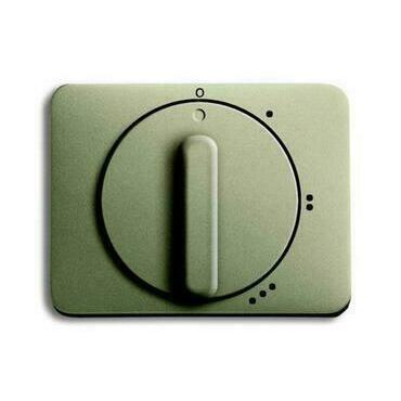 ABB 2CKA001710A3464 Alpha Kryt spínače s otočným ovladačem, pro 3stup. spínač s nul. polohou
