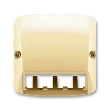 ABB 5014A-A00410 D Tango Kryt zásuvky komunikační (pro prvky Panduit Mini-Com)