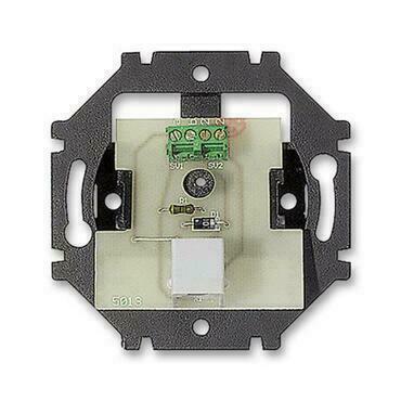 ABB 5013U-A00103 Přístroje Přístroj zásuvky telefonní jednonásobné