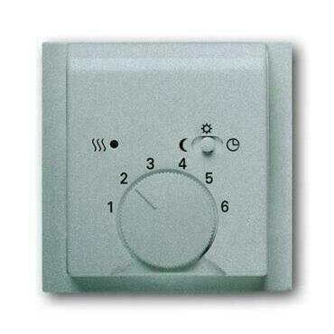 ABB 2CKA001710A3747 Impuls Kryt termostatu prostorového, s otočným ovládáním