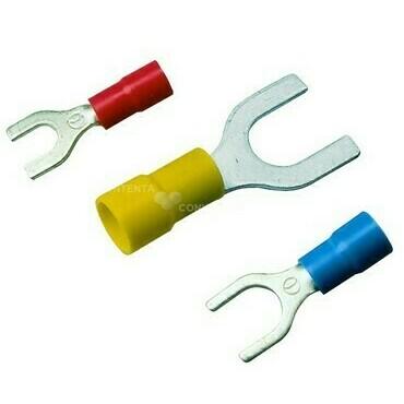 GPH BF-U10 Vidlice lisovací PVC