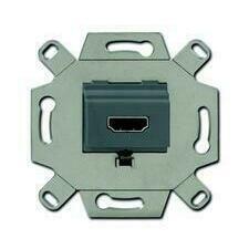 ABB 2CKA000230A0432 Přístroje Zásuvka komunikační přímá HDMI (0230-0-0432)