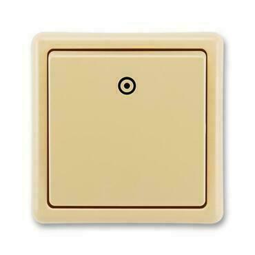 ABB 3553-80289 D2 Classic Ovládač zapínací, řazení 1/0