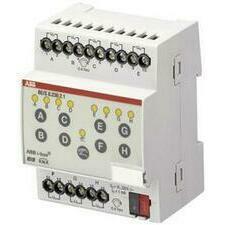 ABB 2CDG110093R0011 KNX Řadový binární vstup 8násobný, 24 až 230 V