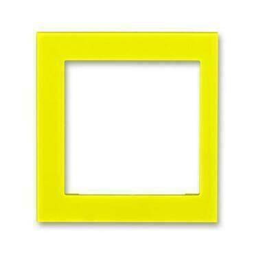 ABB 3901H-A00255 64 Levit Kryt rámečku s otvorem 55x55, krajní