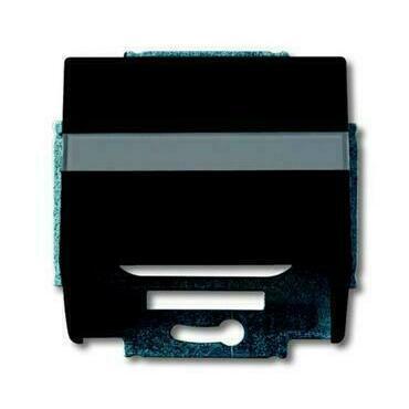 ABB 2CKA001724A4299 Future Kryt zásuvky komunikační, s popisovým polem (pro nosnou masku)