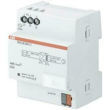 ABB 2CDG110166R0011 KNX Řadový napájecí zdroj, 320 mA